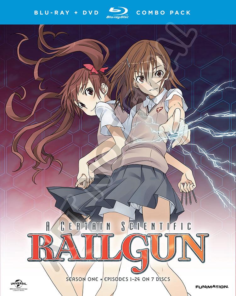 A Certain Scientific Railgun Archives - Funimation - Blog!