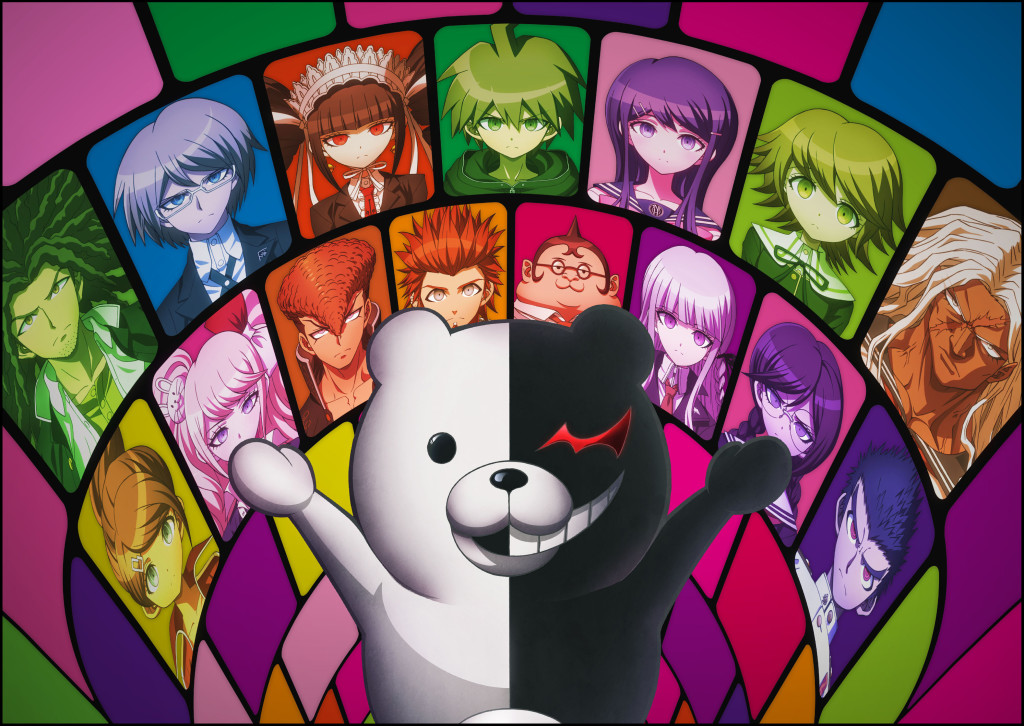 Will You Survive the DANGANRONPA DEATH GAME? - Funimation