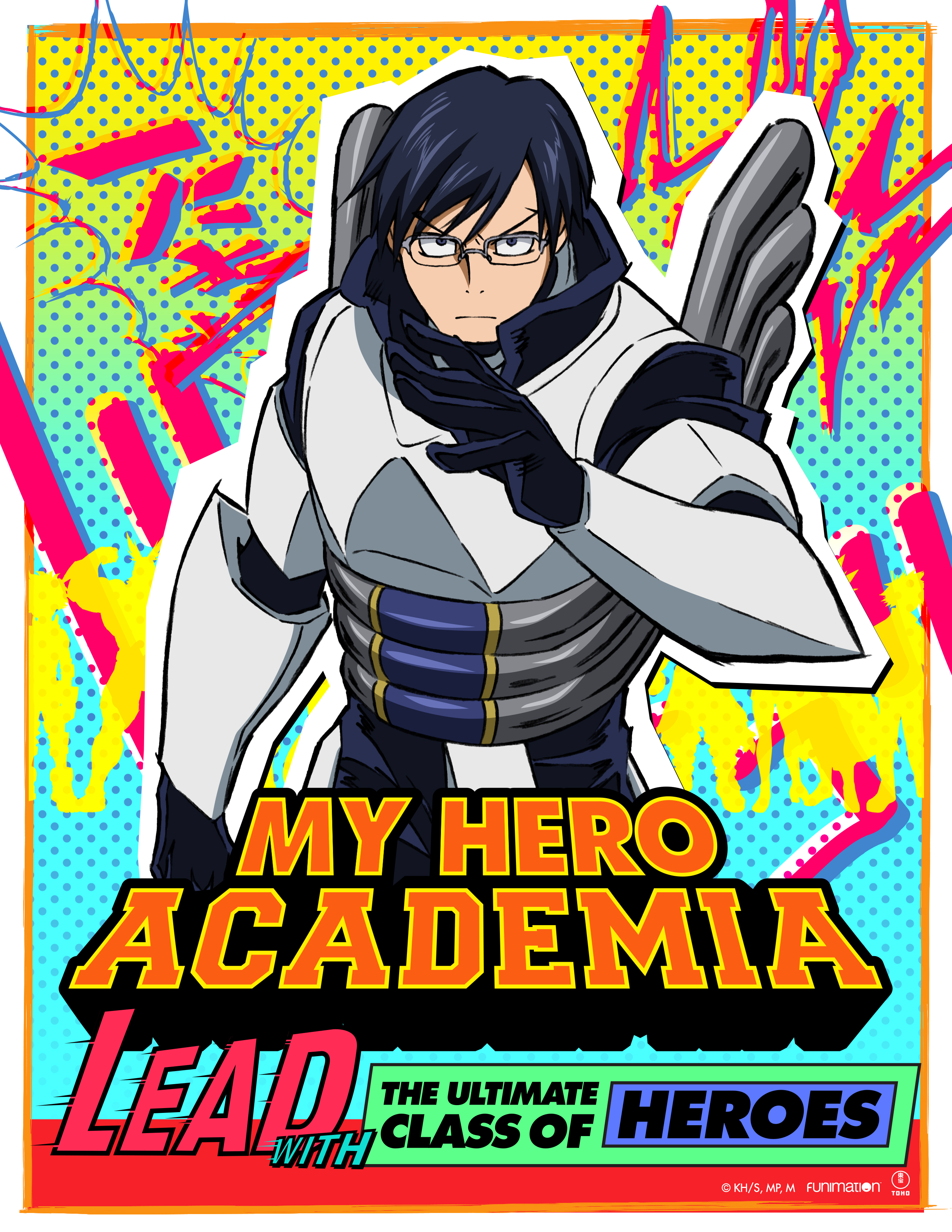 My Hero Academia Cast Announcement - Funimation - Blog!