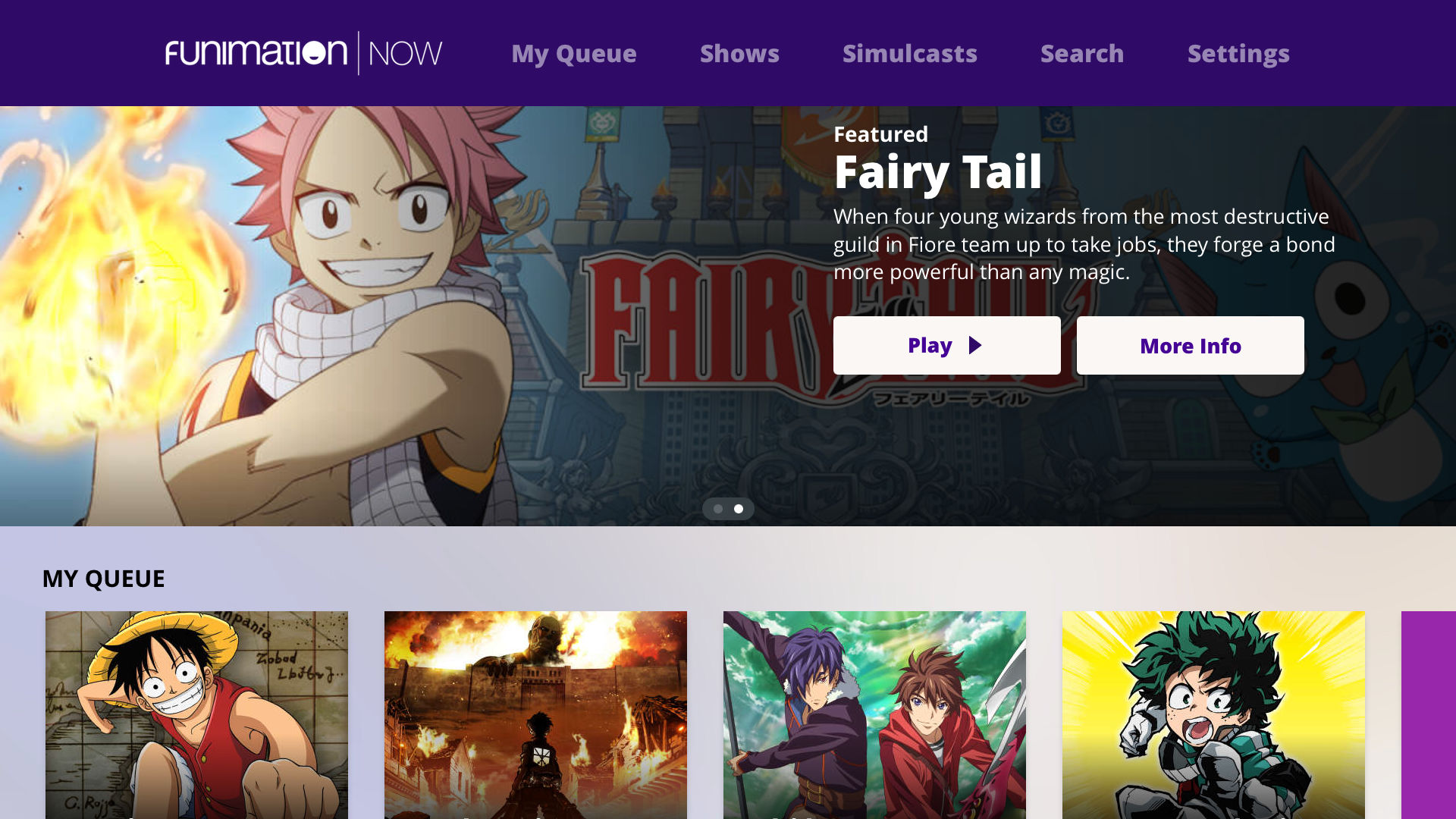New Apps Incoming! - Funimation - Blog!