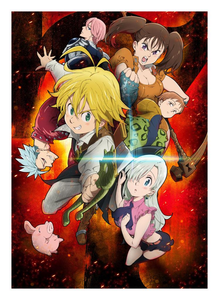 The Seven Deadly Sins Anime