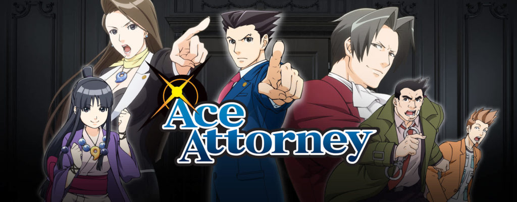 Ace Attorney English Dub Cast Announcement Funimation Blog