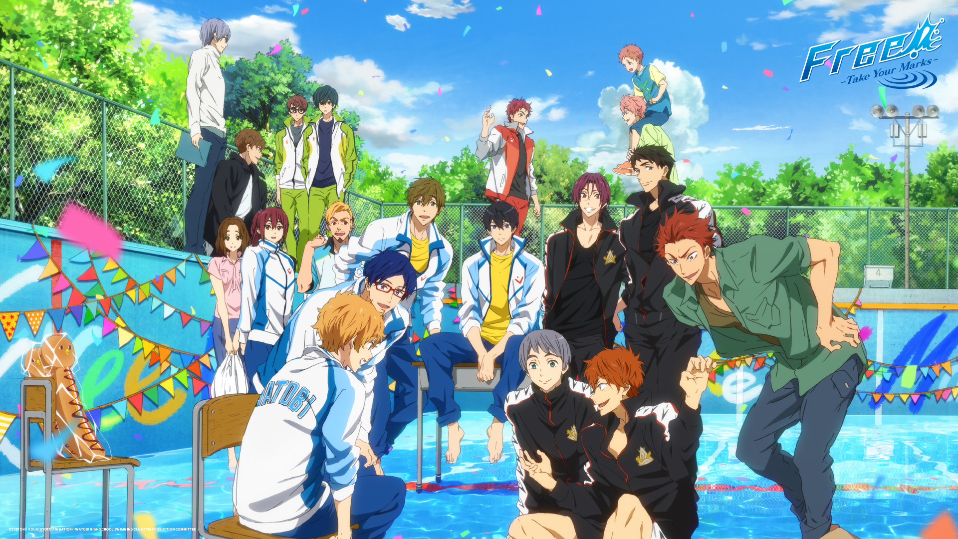 Free Take Your Marks Archives Funimation Blog