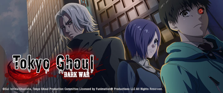 Tokyo Ghoul Archives - Funimation - Blog!