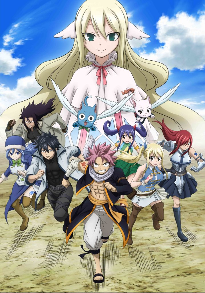 Spring 2019 Will Warm You Up! - Funimation - Blog!