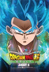 Score An Exclusive Gogeta Postcard When You See Dragon Ball Super