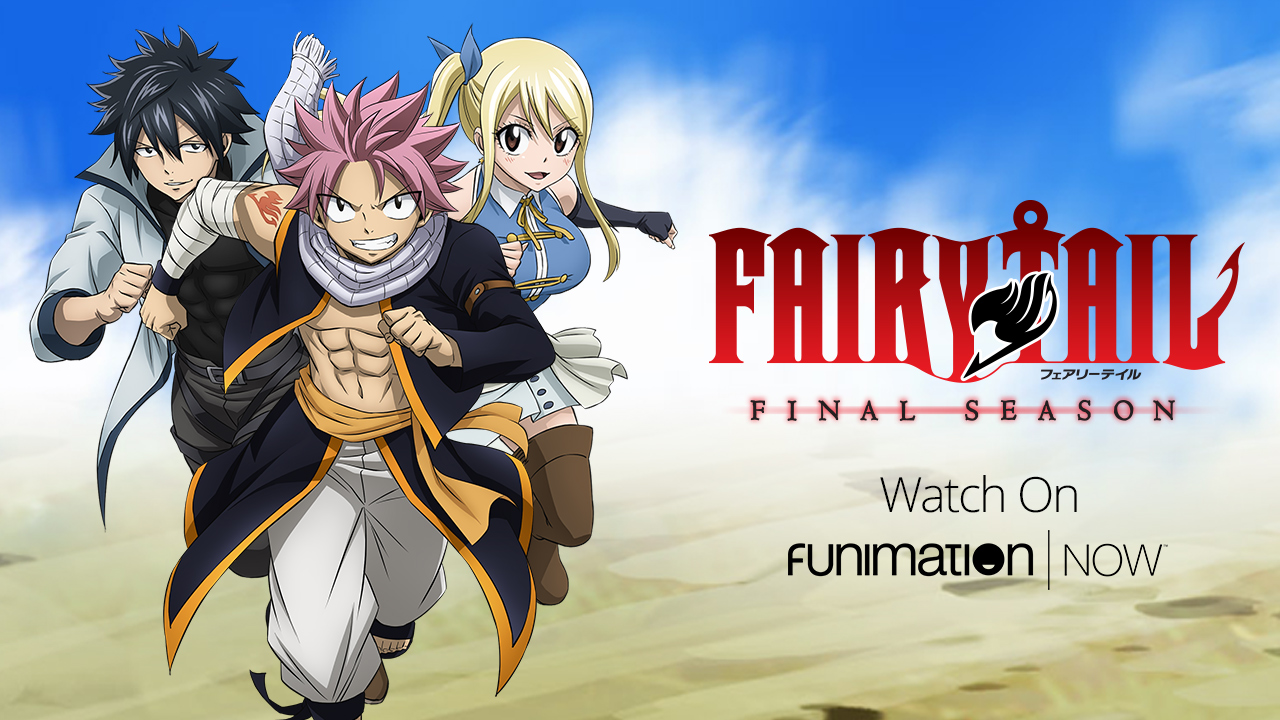 Fairy Tail Archives - Funimation - Blog!