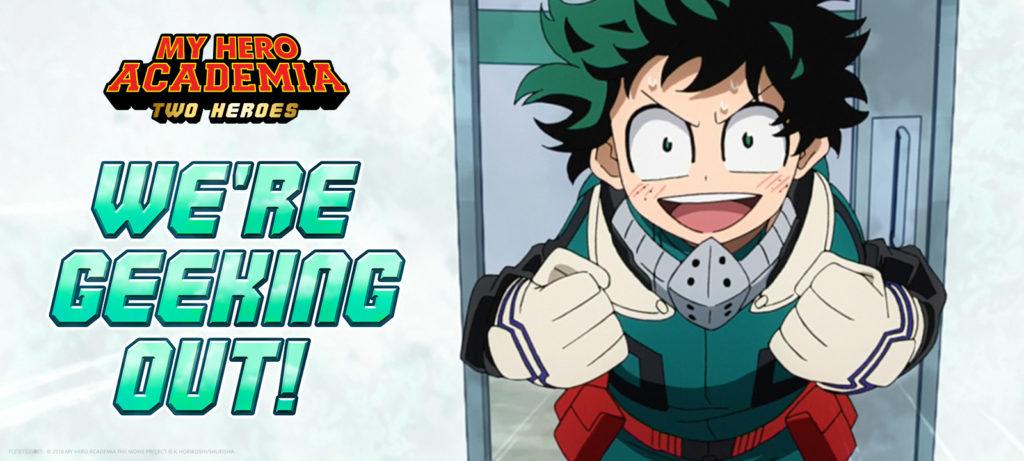 My Hero Academia Season 3 Archives - Funimation - Blog!