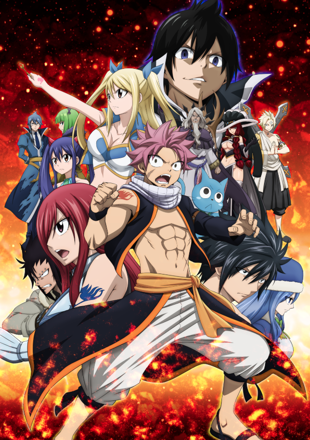 Funimation Turns Up the Heat with Their Summer 2019 Lineup