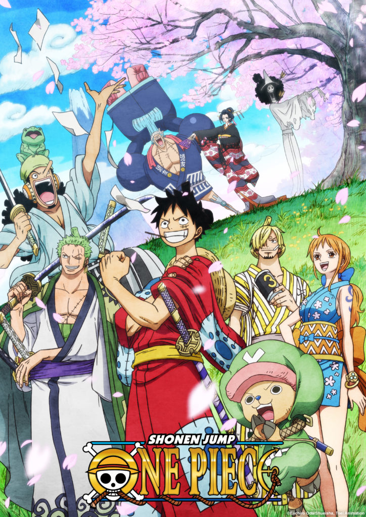 One Piece Key Art Wano Kuni - Funimation - Blog!