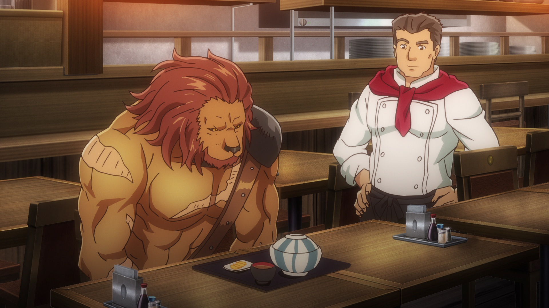 Restaurant To Another World Funimation Blog