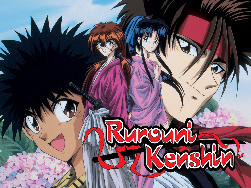 Rurouni Kenshin: All 94 Episodes of Classic Series Come to Funimation
