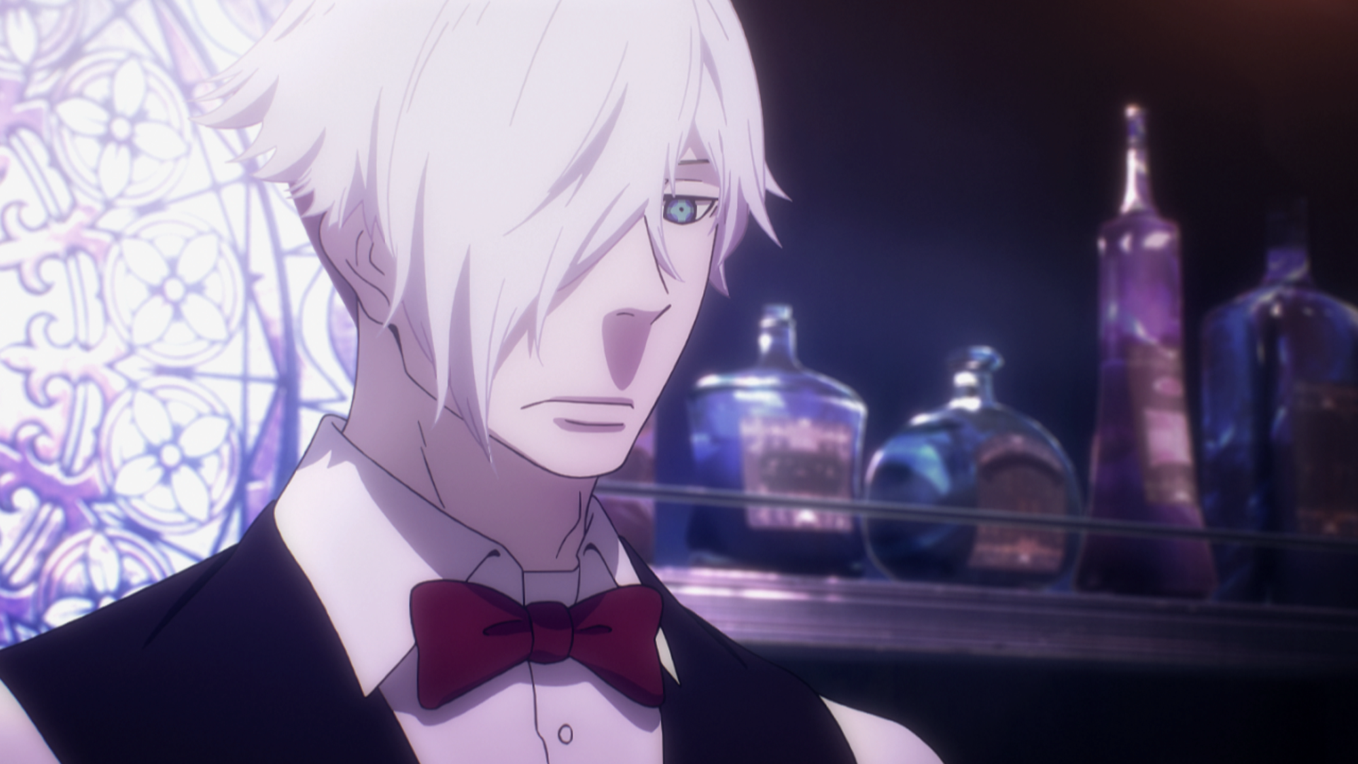 What Are You Watching? Death Parade