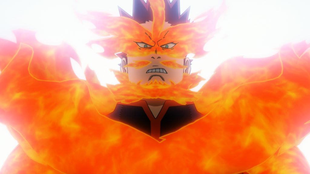 Endeavor: The Perfect Number One Hero?